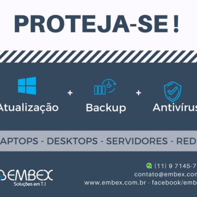 EMBEX - ESTÁ PROTEGIGO_