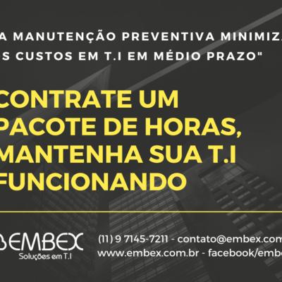 EMBEX - Manutenção Preventiva 2