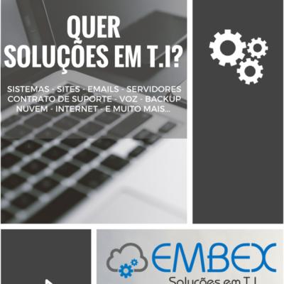 EMBEX - Problemas em T.I