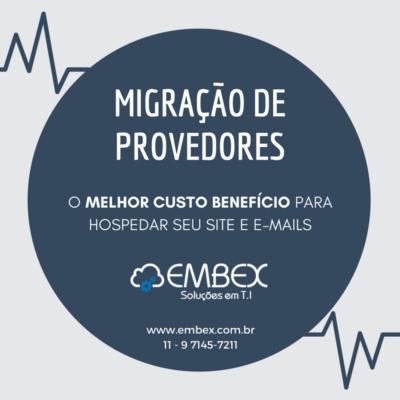EMBEX - Provedores