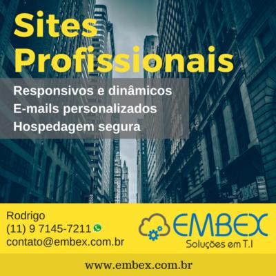 EMBEX - Sites Profissionais