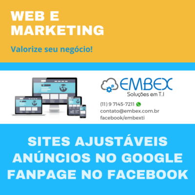 EMBEX - WEB E MARKETING